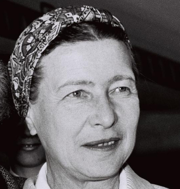 Simone de Beauvoir quotes