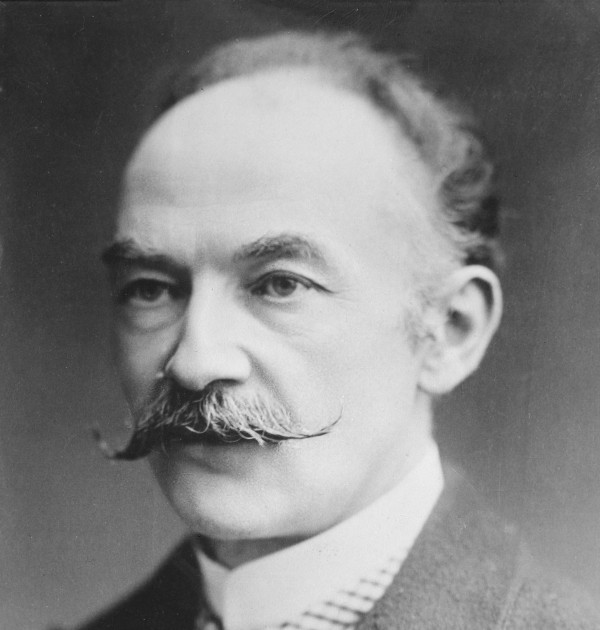 Thomas Hardy quotes