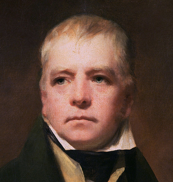 Walter Scott quotes
