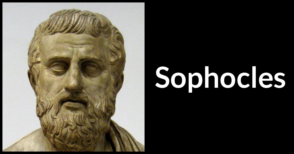 Antigone Quotes About Fate: Antigone Quotes By Sophocles