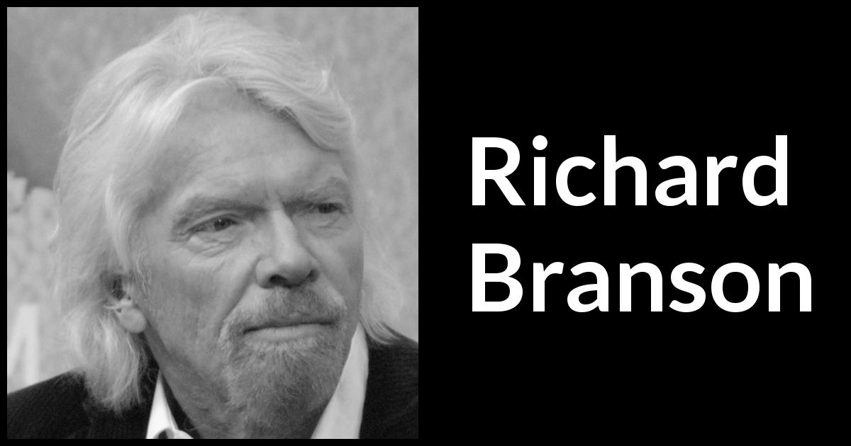 Losing My Virginity Quotes By Richard Branson - Kwize-9757