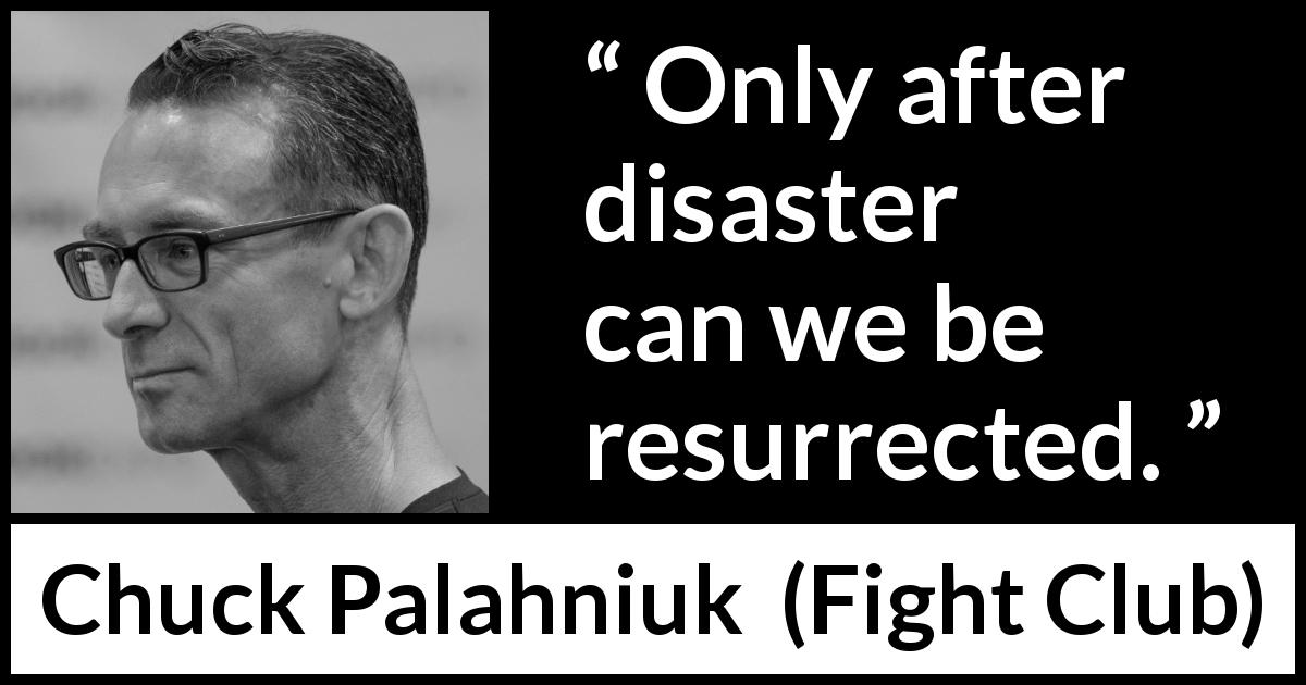 disaster quotes