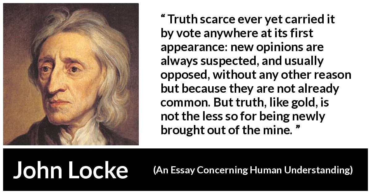 john locke essay prize John locke and natural philosophy peter r anstey ground-breaking study of locke in his wider intellectual context anstey is a leading locke scholar.