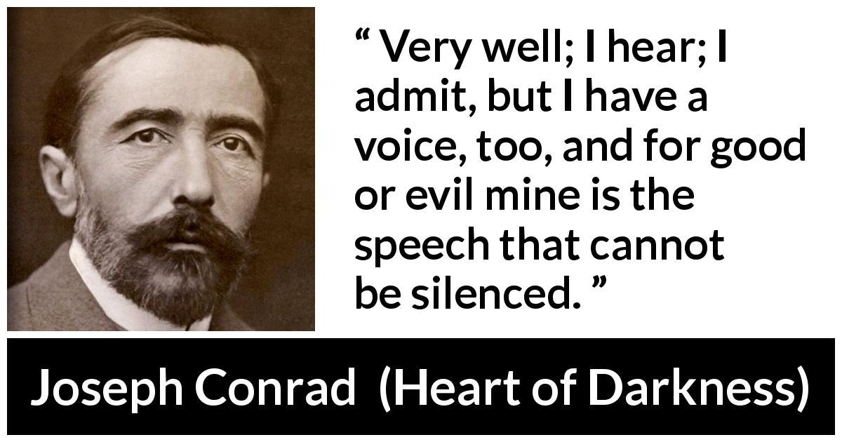 themes joseph conrad s heart darkness good vs evil civiliz