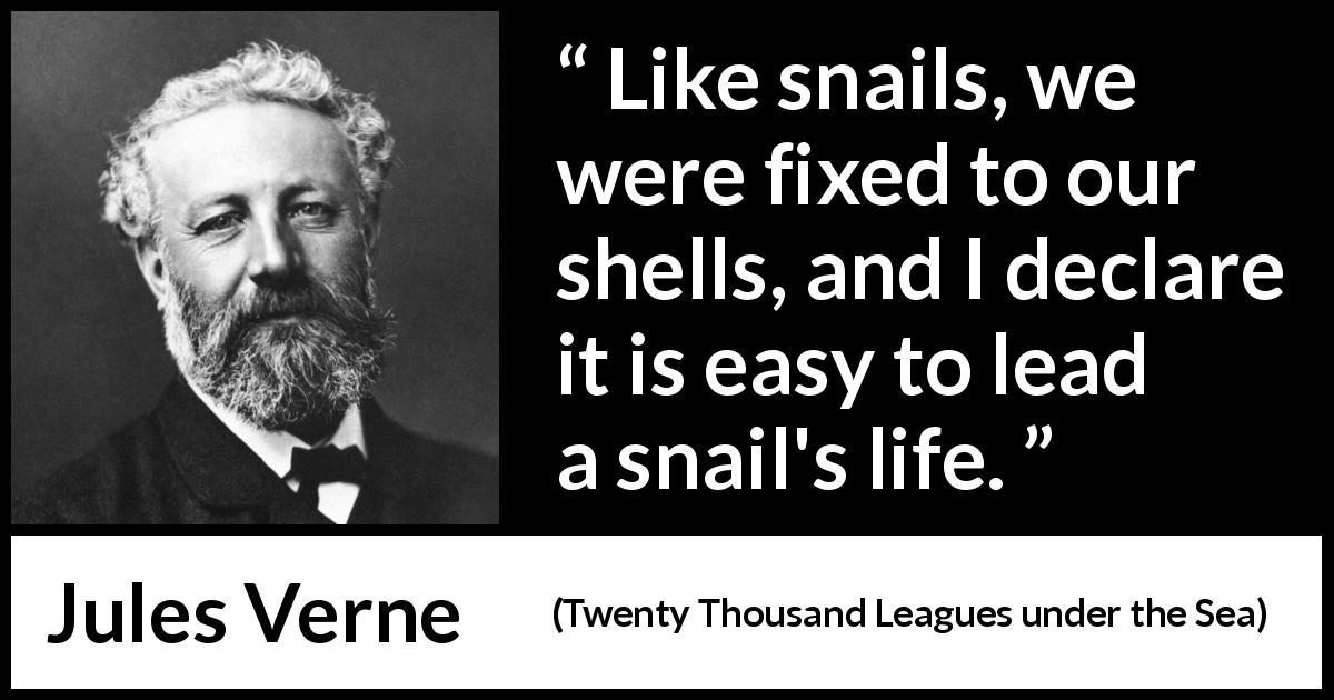 snail quotes