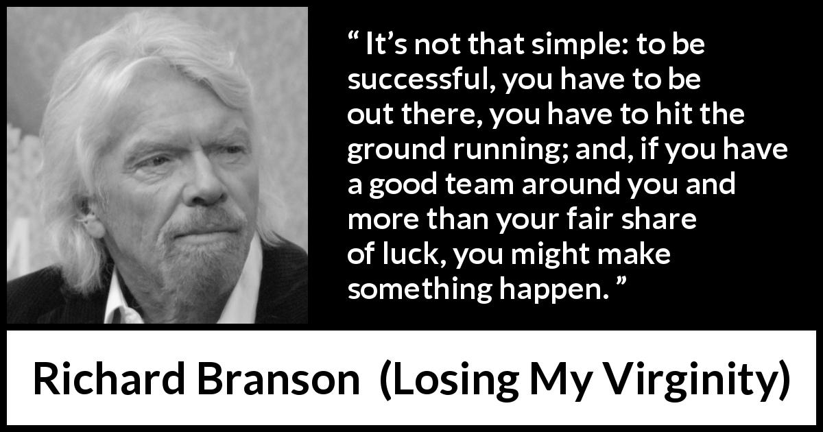 Losing my virginity richard branson pdf
