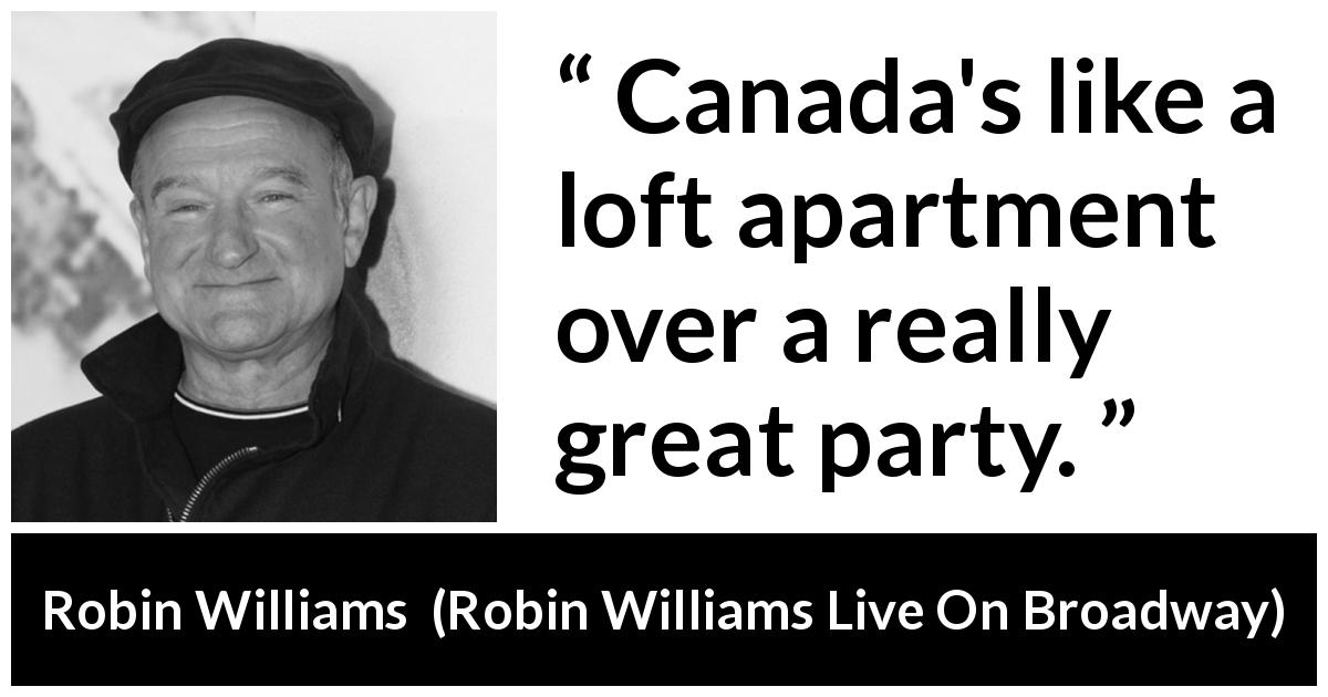 Canada S Like A Loft Apartment Over A Really Great Party Kwize