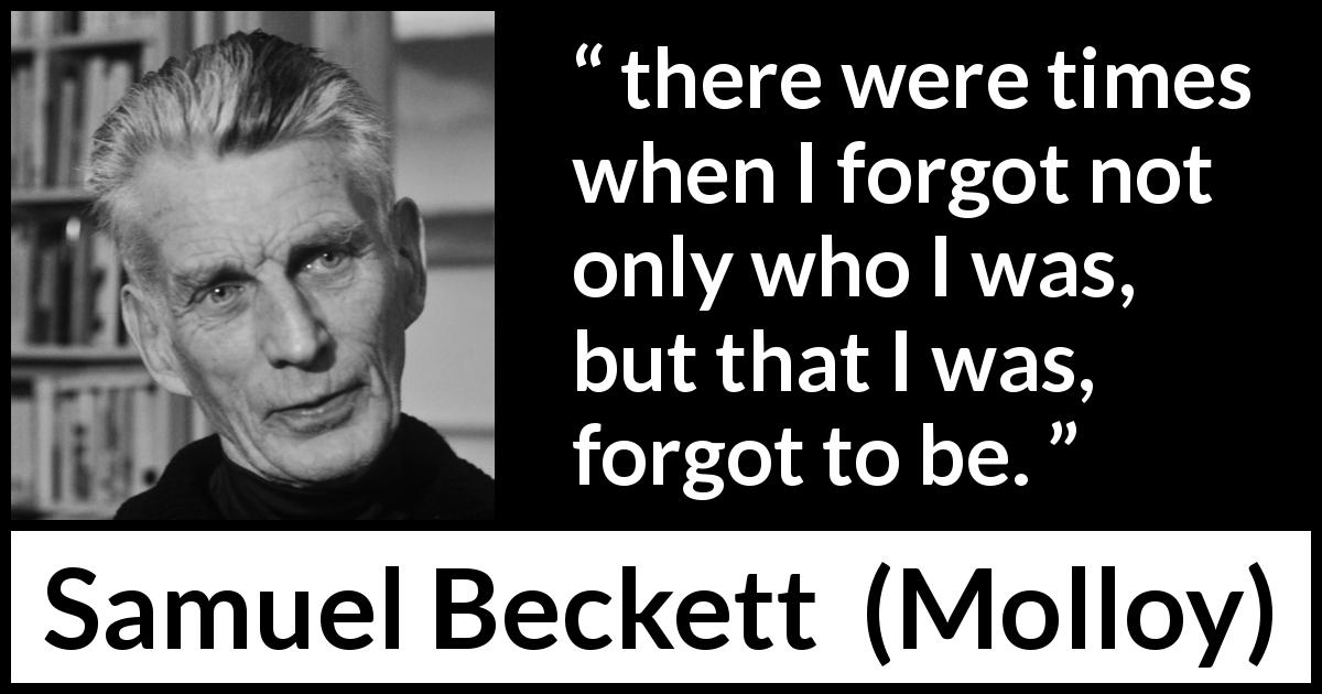 forgetting quotes