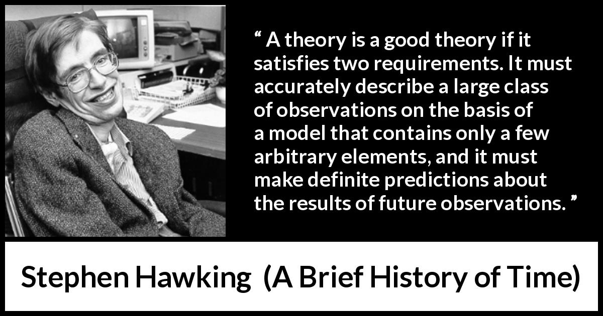 theory quotes