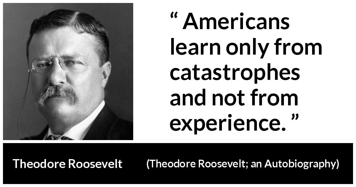theodore roosevelt autobiography