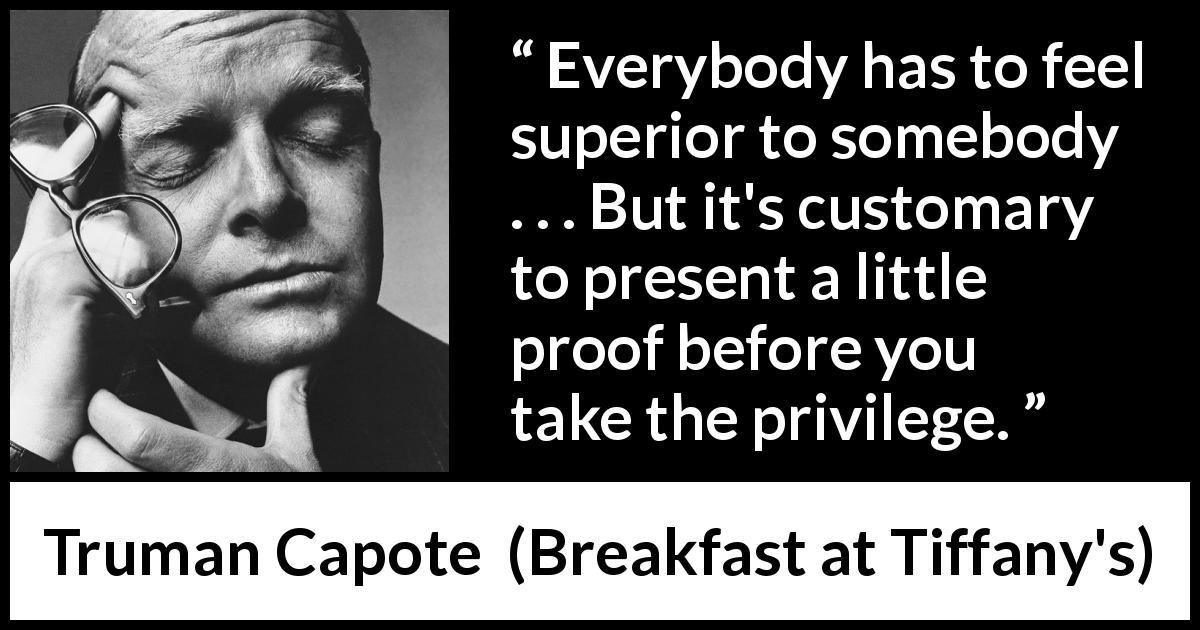 privilege quotes