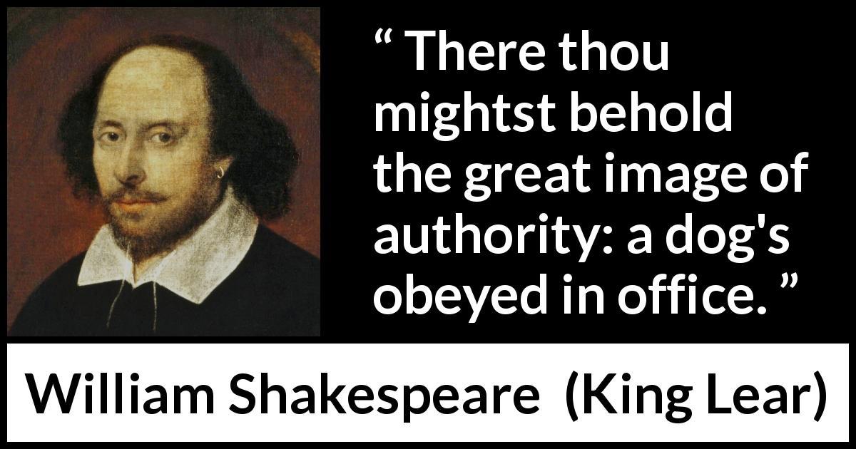 authority quotes