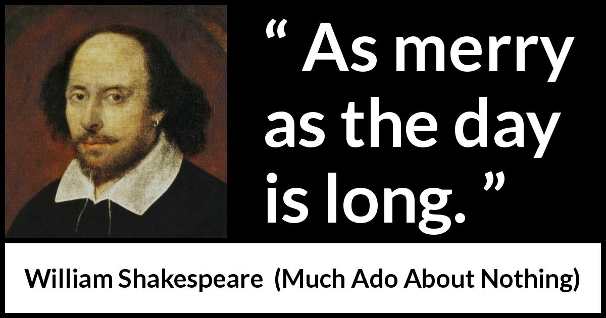 an analysis of shakespeares much ado about nothing Bate, jonathan dying to live in much ado about nothing in surprised by scenes: essays in honour of professor yasunari takahashi, edited by y takada, 69-85 tokyo: kenkyusha, 1994 berger, harry, jr against the sink-a-pace: sexual and family politics in much ado about nothing shakespeare quarterly 33 (1982): 302-13.